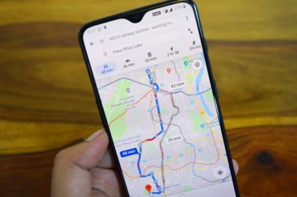 Google Maps vai enviar alertas de trânsito
