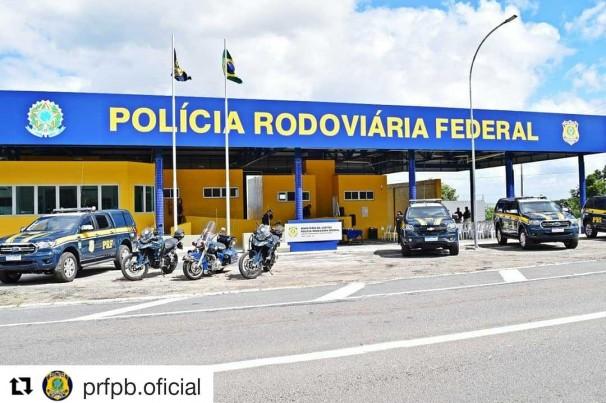 Inauguração da Unidade Operacional da PRF