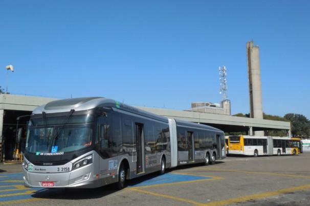 Justiça determina que 100% dos ônibus volte operar