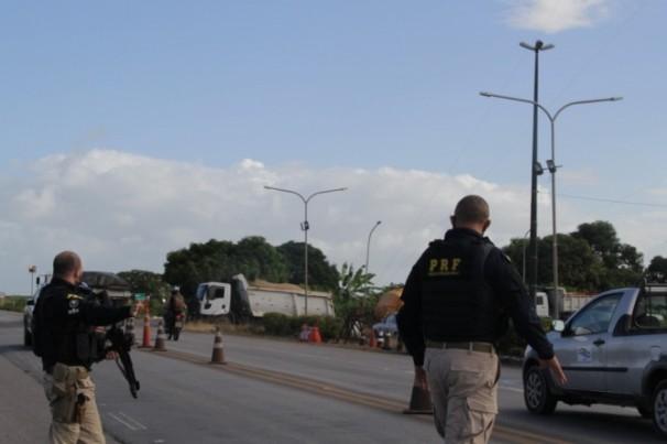 PRF: Redução de 26% de mortes por acidentes em Alagoas