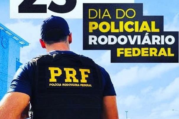 PRF orgulho do Brasil