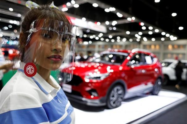 Salão de carros de Bangkok realiza edição 2020