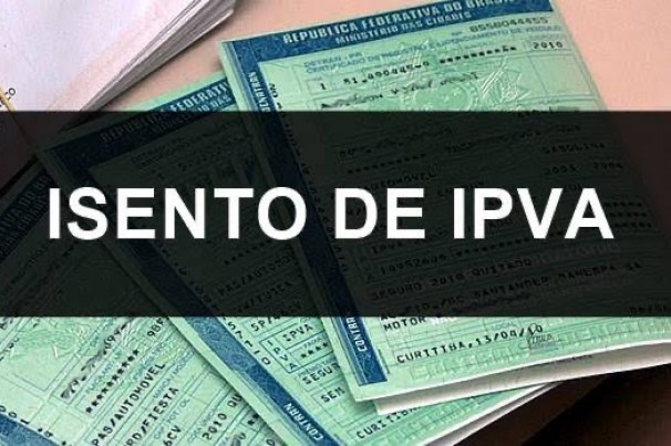 Promotoria pede liminar p/ IPVA de pessoas deficiência