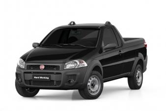 Fiat Strada antiga sai de linha