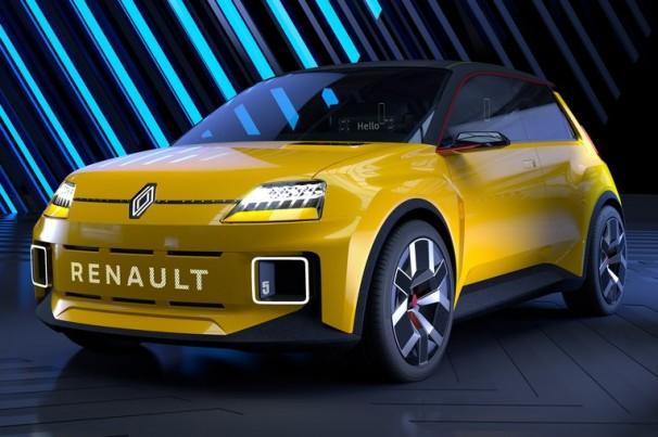 Renault entra na onda e recria o antecessor do Clio