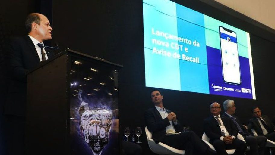 Governo lança nova Carteira Digital de Trânsito, em São Paulo