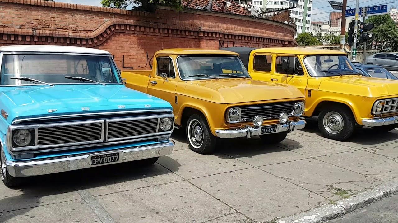 Mangabeira Shopping sedia exposição de carros antigos neste fim de semana