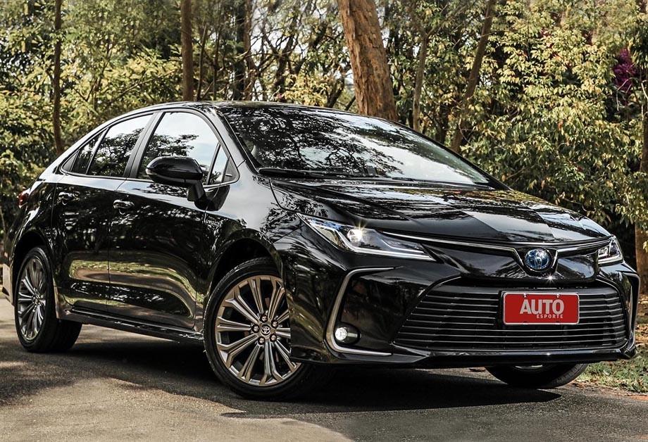 Toyota Corolla é o carro do ano de 2020