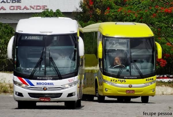 Lei estabelece todos os assentos nos ônibus intermunicipais da Paraíba como preferenciais