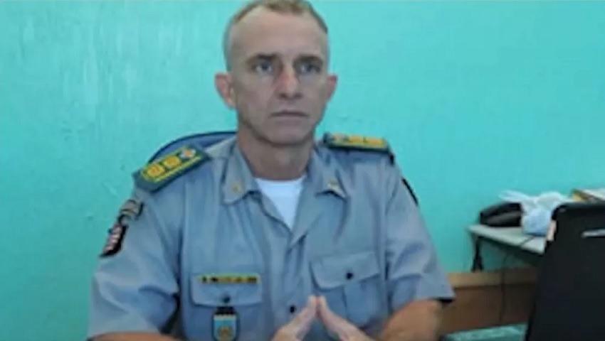 Coronel da PM é afastado suspeito de favorecer filho em blitz