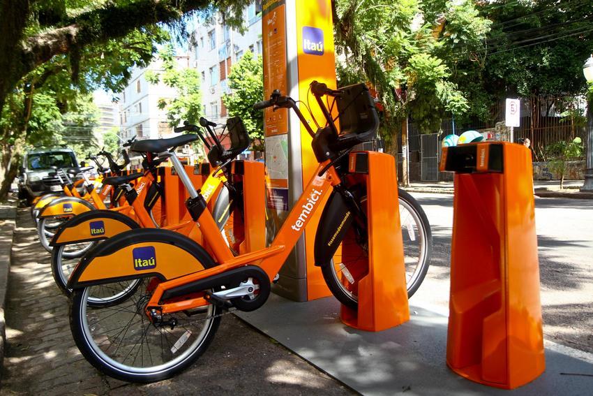 Sistema de aluguel de bicicletas registra recorde de viagens em novembro