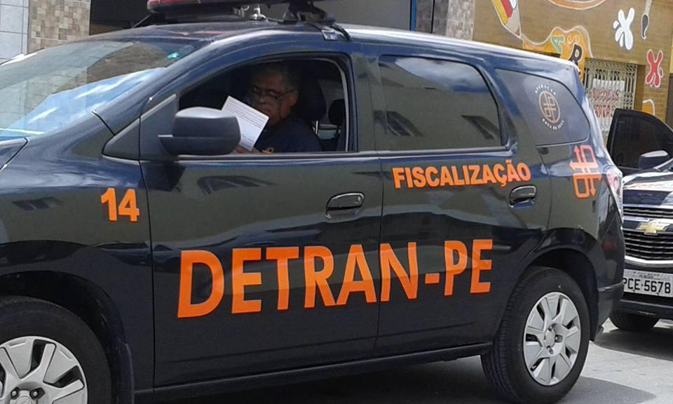 Detran Pernambuco lança campanha sobre direção