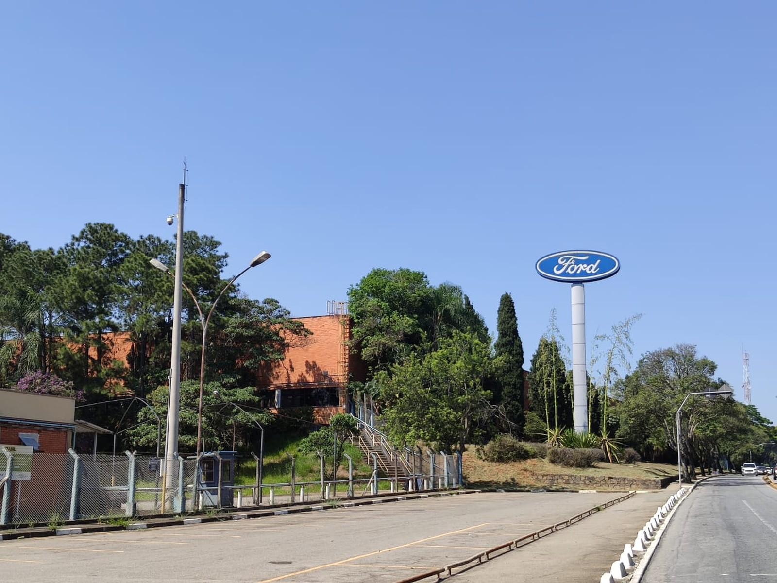 Caoa desistiu de comprar a fábrica da Ford, diz governador de São Paulo