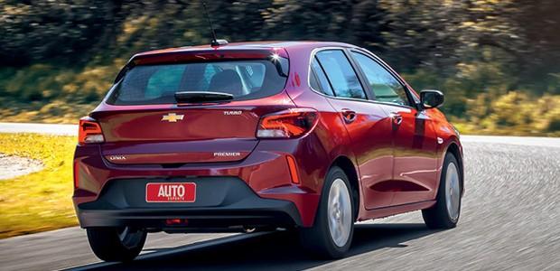 Chevrolet Onix é o carro mais vendido pelo quinto ano