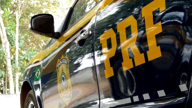 PRF aumenta fiscalização de veículos com placas adulteradas nas estradas