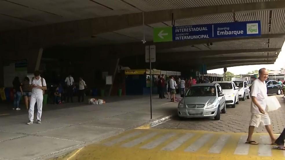 Terminal rodoviário de JP estima mais de 98 mil pessoas entre embarques e desembarques para o réveillon