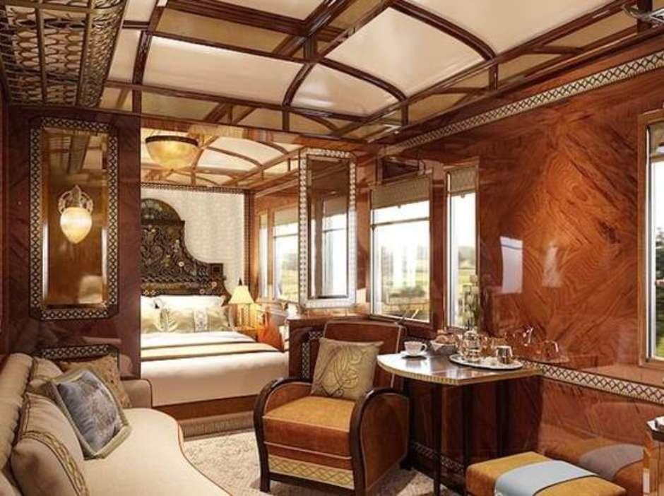 Confira 12 viagens em trens de luxo para desbravar o mundo