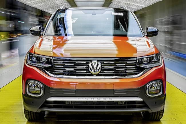 """Segredo: VW lançará SUV pequeno com preço de """"carro popular"""" em 2022"""