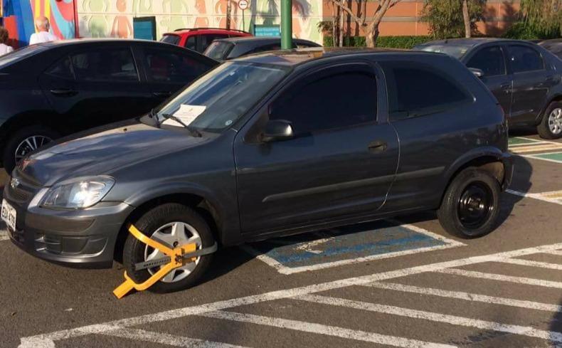 Vaga de estacionamento para deficientes. O que precisamos saber?