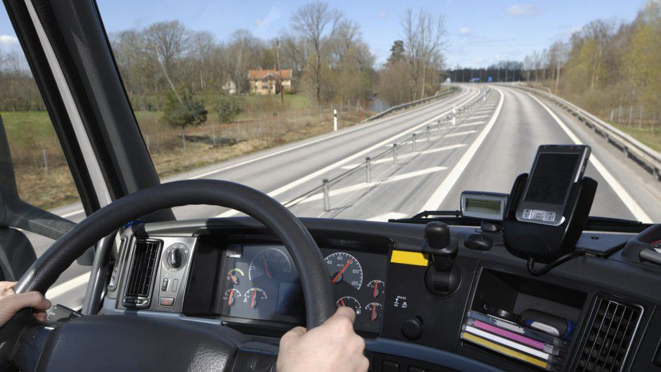 Ministério estabelece condições mínimas de segurança, sanitária e de conforto para motoristas de transporte rodoviário