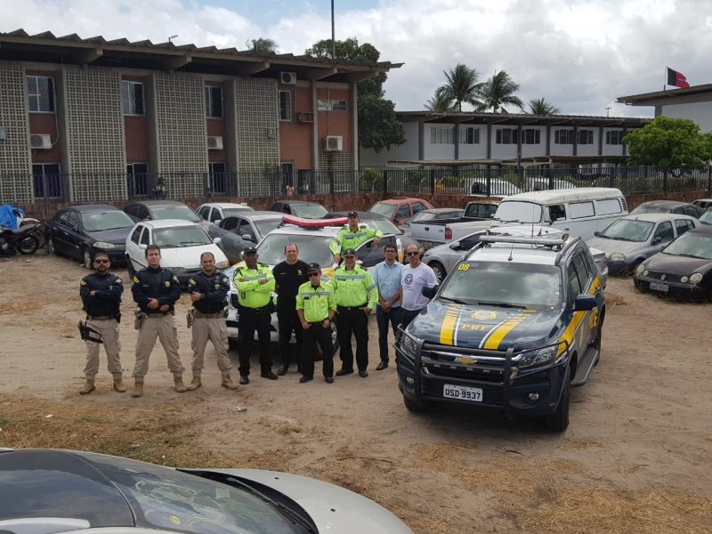 Agentes da Semob-JP concluem curso de reconhecimento veicular
