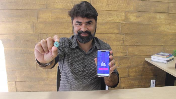 Brasileiro desenvolve aplicativo que ajuda na baliza; veja como funciona