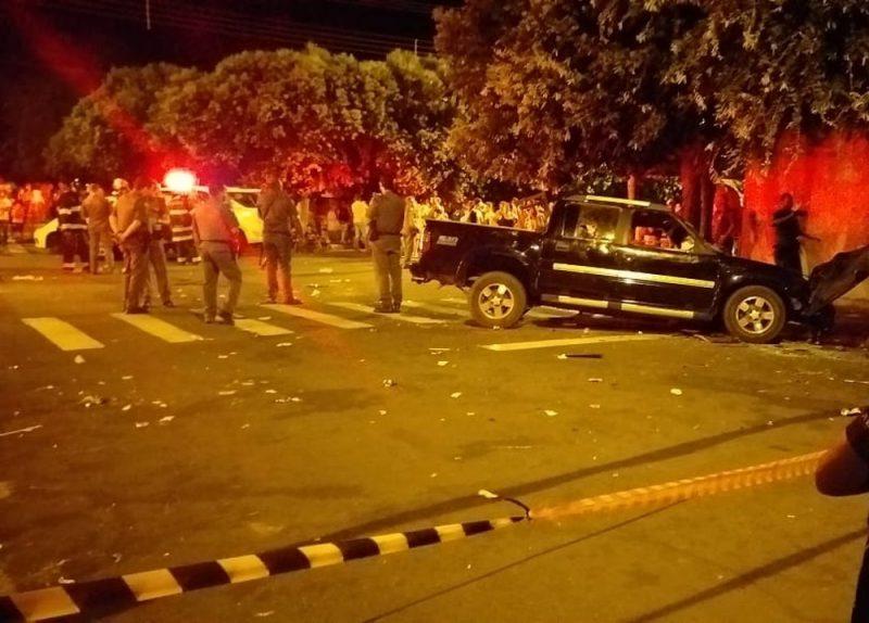 Justiça decreta prisão preventiva de mecânico que atropelou 17 pessoas e matou duas em bar