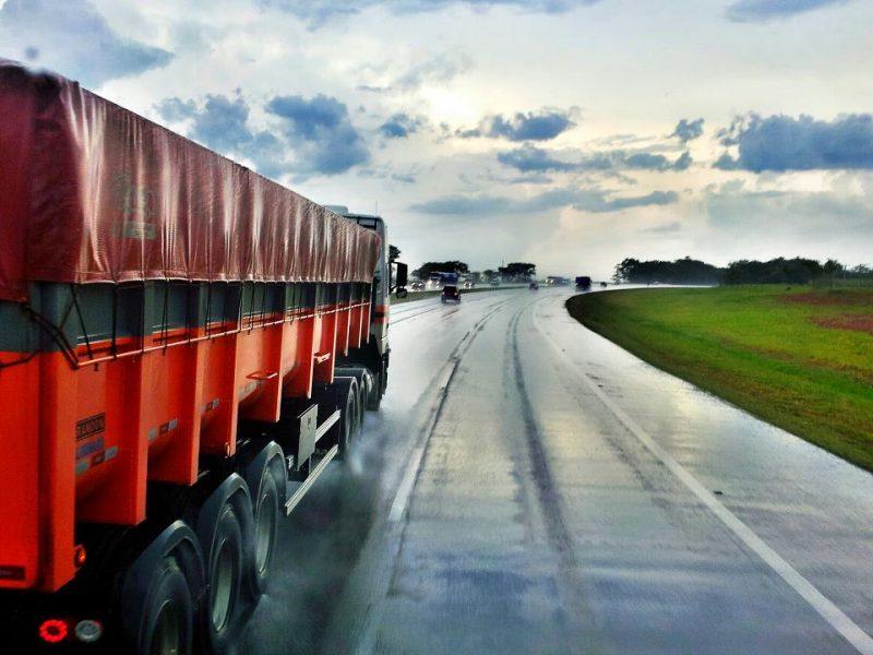 Preocupação com os caminhoneiros