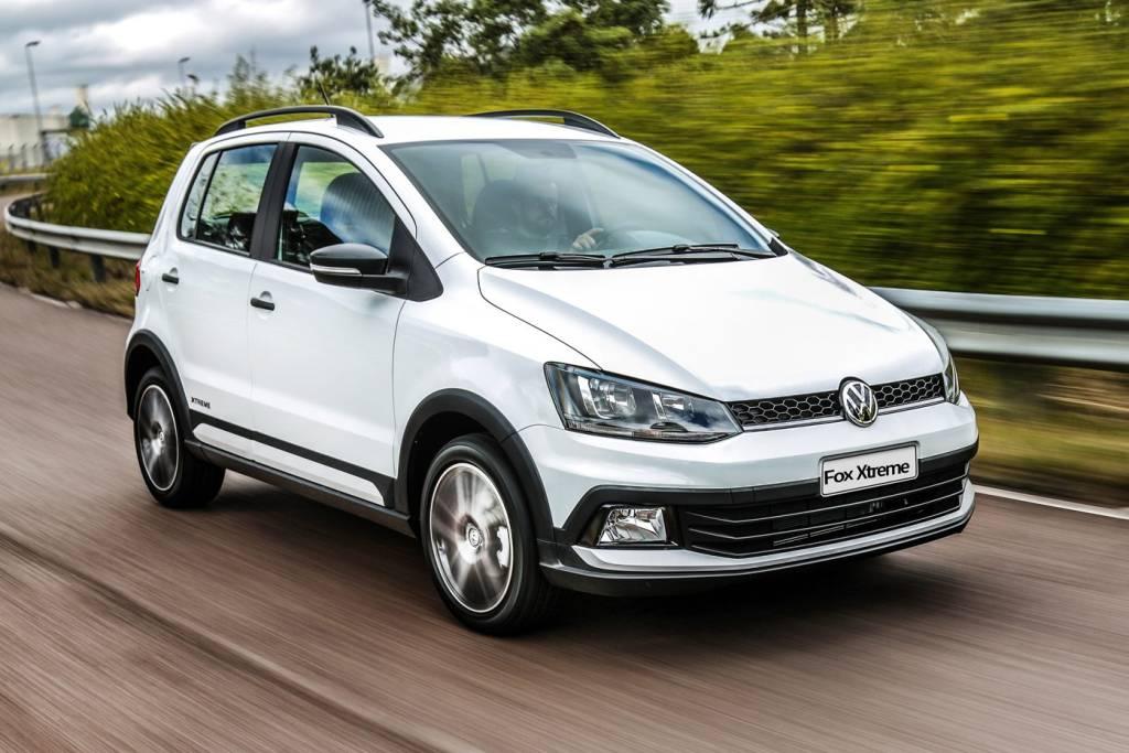 VW Gol e Fox ganharão itens de segurança para não morrer. Up! levará só 4