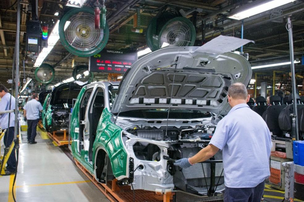 GM vai contratar funcionários para produção em fábrica