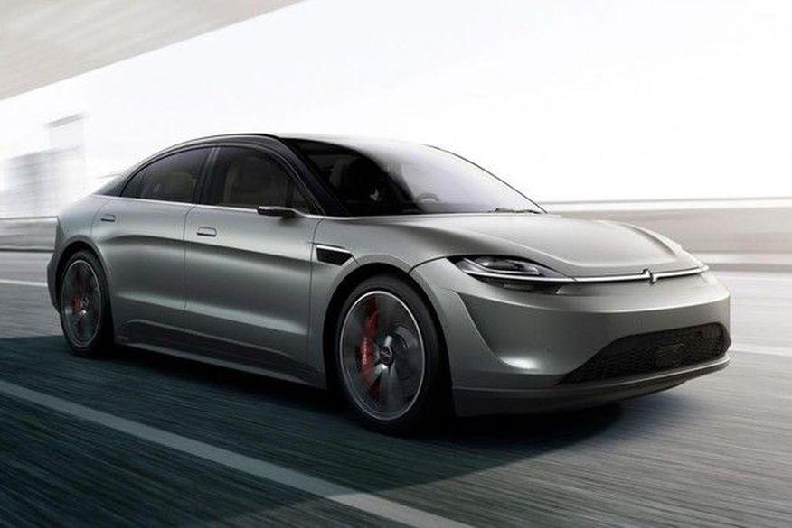 Sony surpreende e apresenta carro elétrico em Las Vegas