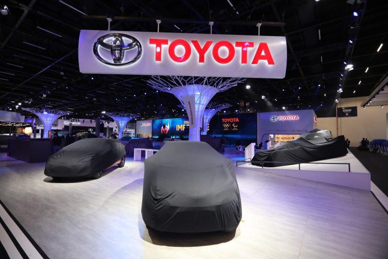 Toyota e Lexus não vão participar do Salão do Automóvel de São Paulo deste ano