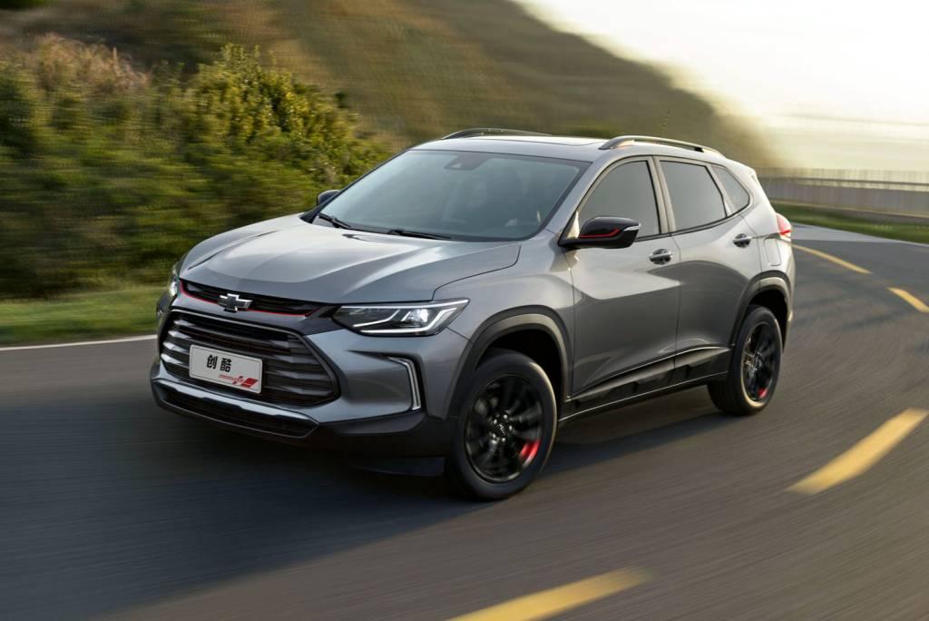 Chevrolet Tracker nacional chega às lojas no fim de fevereiro