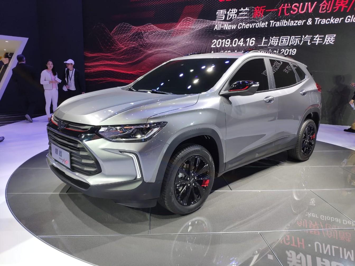 Novo Chevrolet Tracker é registrado no Brasil; modelo chega até março
