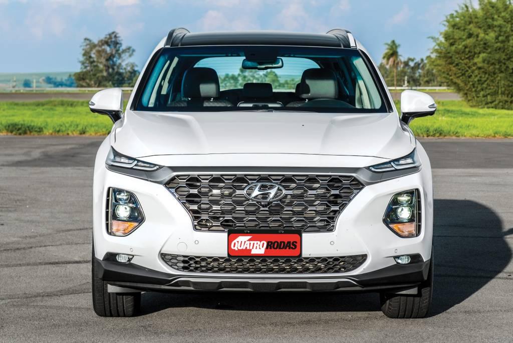 Teste: novo Hyundai Santa Fe tem preço de SUV de luxo e detalhes de HB20