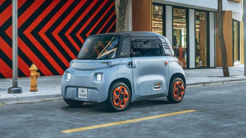 Você pode dirigir carro elétrico sem habilitação?