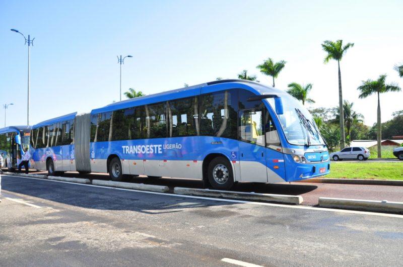 Prefeitura do Rio suspende circulação de linhas do BRT