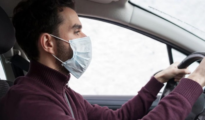 Covid-19: relação das regras de trânsito com vírus