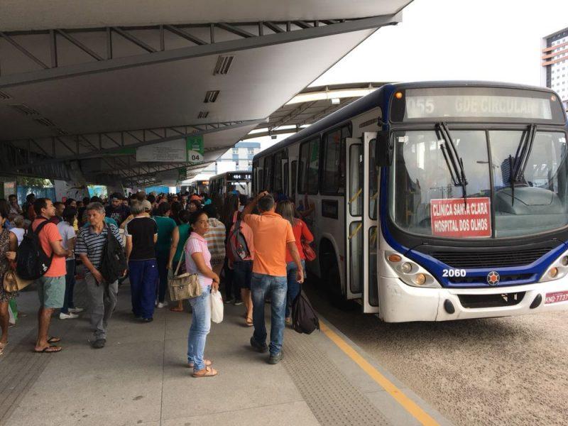 Campina Grande tem redução de 20% na frota de ônibus