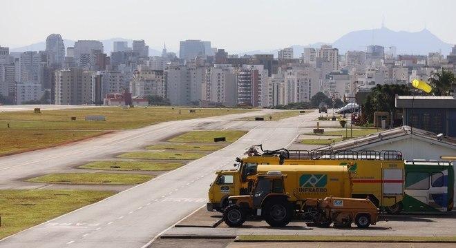 Setor de aviação vive incerteza com 'catástrofe'
