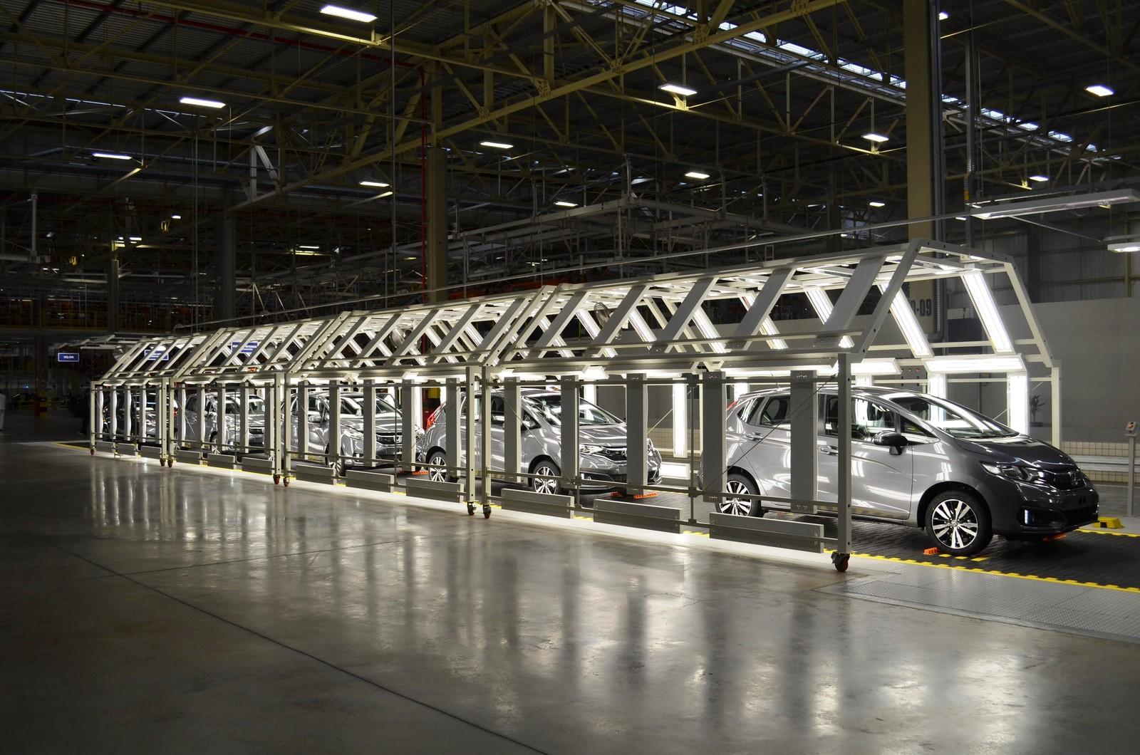 Honda suspende contrato de trabalhadores por 60 dias