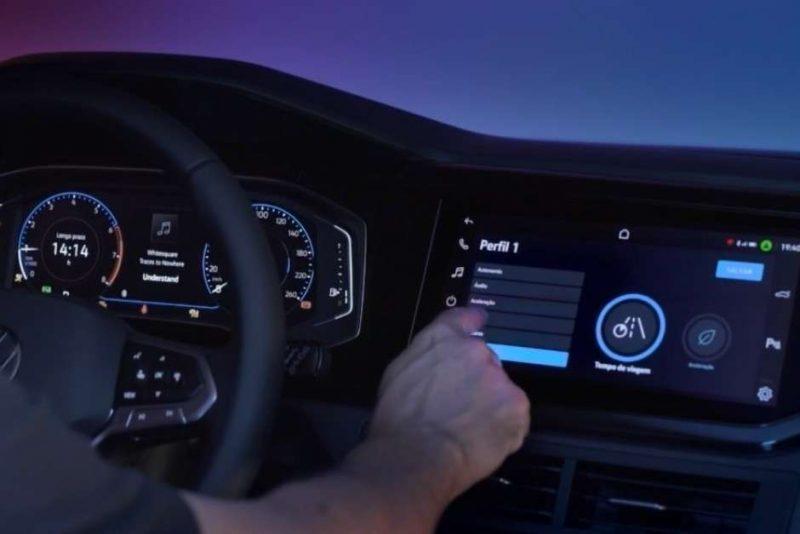"""Volkswagen Nivus será o primeiro """"smartcar"""" do Brasil"""