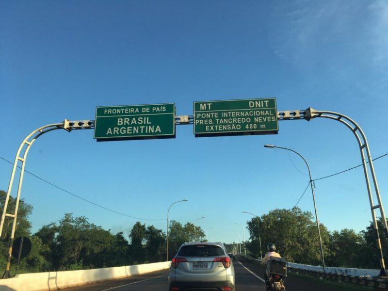 Argentina e Paraguai fecham cerco na fronteira
