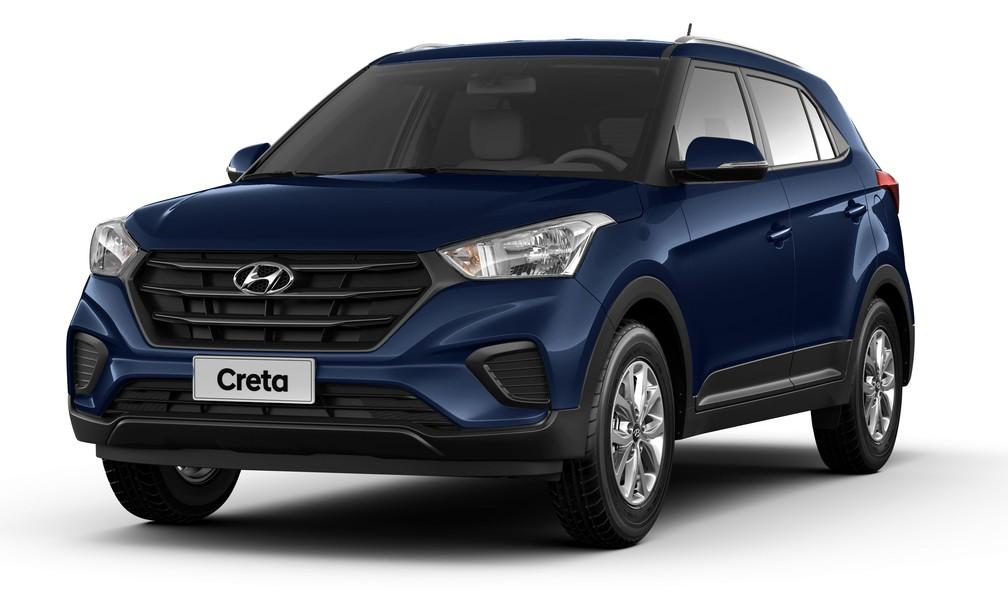 Hyundai Creta ganha nova versão por R$ 79.990