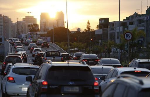 Acidentes em Fortaleza caem 72%
