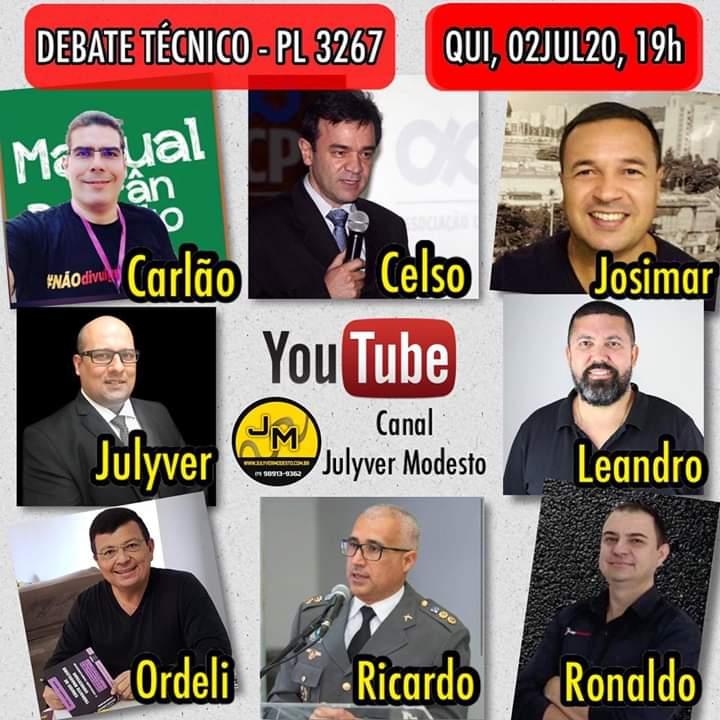 Debate Técnico Acerca do PL 3.267