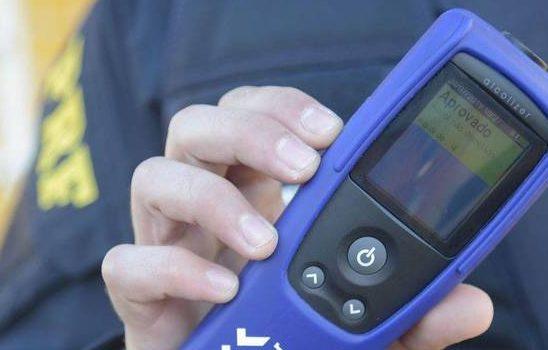 Detran-MS usará 'bafômetro passivo' nas blitz