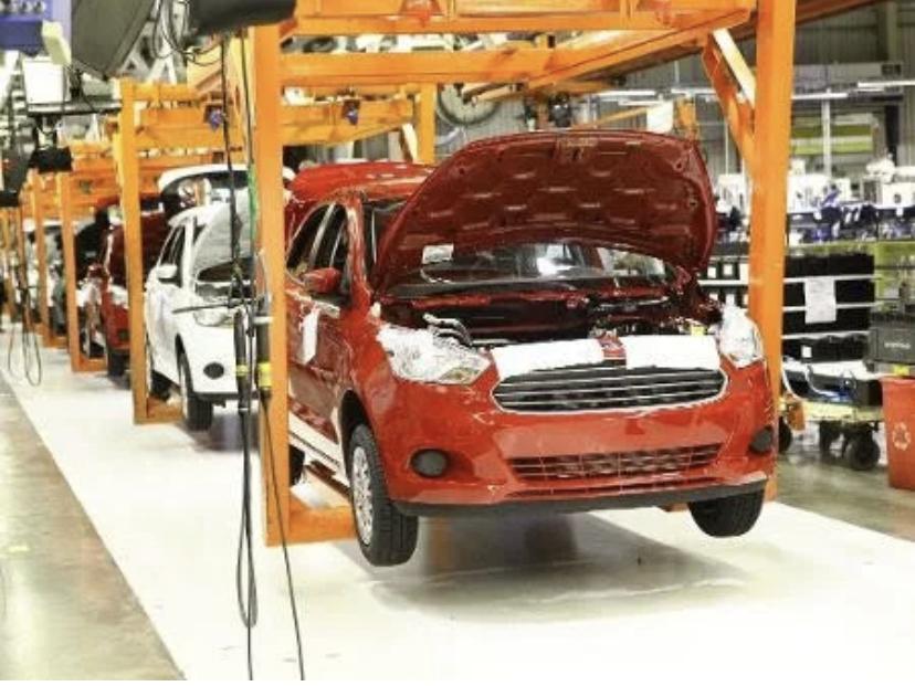 Ford anuncia fim da produção de veículo no Brasil